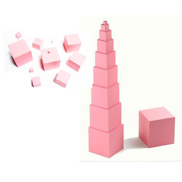 La torre rosa