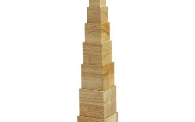 torre di cubi