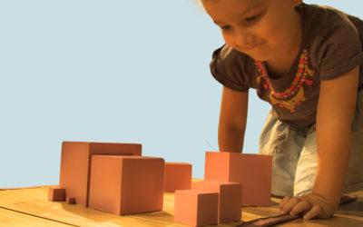 Sviluppo Sensoriale nel Metodo Montessori