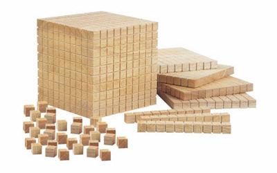 cubi matematici