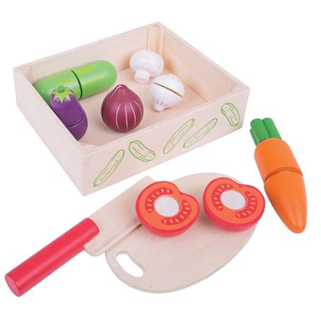 set taglia verdura vivo montessori