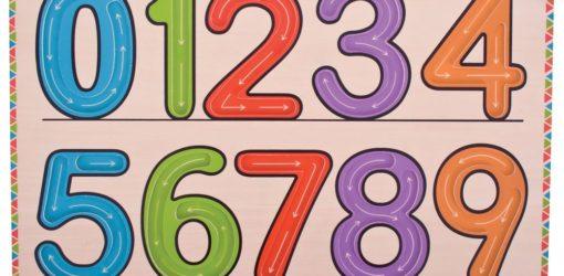 numeri snesoriali vivo montessori