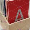 lettere smerigliate artigianali stampatello maiuscolo vivo montessori2